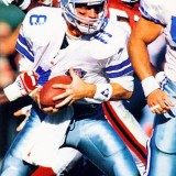 Troy Aikmen, Dallas Cowboys 1989-2000
