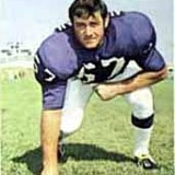 Grady Alderman, Offensive Lineman, Minnesota Vikings 1961-1974
