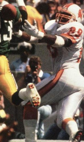 Jesse Anderson - Tight End 1990-1993