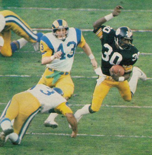 Larry Anderson, Kick Returner