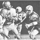 Scott Appleton, Defensive Lineman, 1964-1968