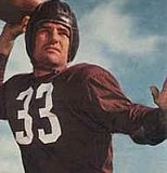 Sam Baugh Quarterback, Washington Redskins 1937-1952