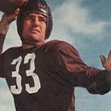 Washington Redskin Quarterback Sammy Baugh