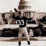 Sam Baugh Quarterback, Washington Redskins 1937-1952