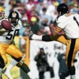 Gary Anderson Pittsburgh Steelers Kicker 1982-1994
