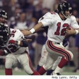 Jamal Anderson, Atlanta Falcons Running Back 1995-2001