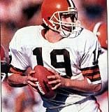 Cleveland Browns QB Bernie Kosar