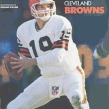 Bernie Kosar on cover of Game Day Magazine, 1987