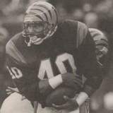 Cincinnati Bengals Running Back Charles Alexander