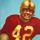 Dick Alban, Washington Redskins 1952-1956