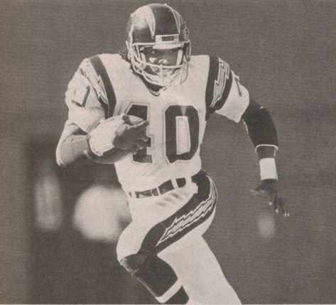Runningback Gary Anderson