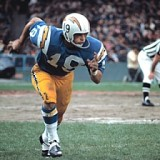 Lance Alworth, San Diego Chargers 1962-1970