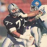 Lyle Alzado, Defensive Lineman Oakland Raiders, 1982-1985