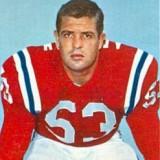 Tom Addison, Linebacker, Boston Patriots 1960-1967