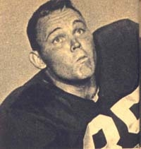 Taz Anderson, Tight End 1961-1967