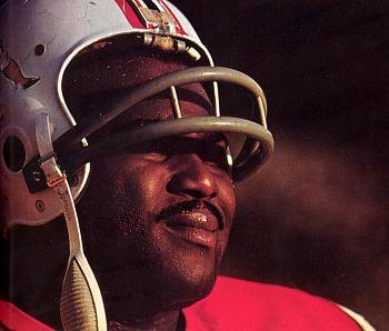 Houston Antwine, Defensive Lineman 1961-1972