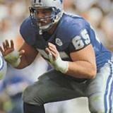 Eric Andolsek, Guard, Detroit Lions 1988-1991