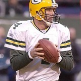 Brett Favre, Quarterback, Green Bay Packers
