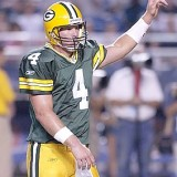 Brett Favre - Green Bay Packers