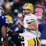 Brett Favre - Green Bay Quarterback