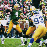 Brett Favre - Green Bay Quarterback