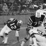 Jets Quarterback Joe NamathJets Quarterback Joe Namath