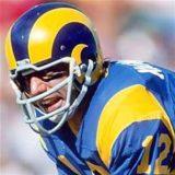 Joe Namath - L.A. Rams