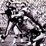 Deacon Jones, L.A. Rams 1961-19741s