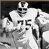Deacon Jones, L.A. Rams 1961-1974