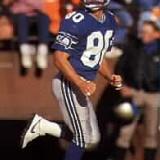 Steve Largent, Seattle Seahawks 1976-1989