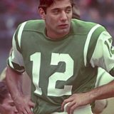 Joe Namath, 1965-1977