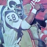 Linebacker, Los Angeles Rams 1971-1978
