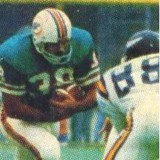 Larry Csonka and Alan Page
