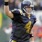 NFL Great Brett Favre as a New York Jet