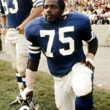 Deacon Jones LA Rams 1961-1974