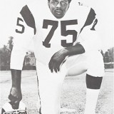 Hall of Fame Rams Defender Deacon Jones