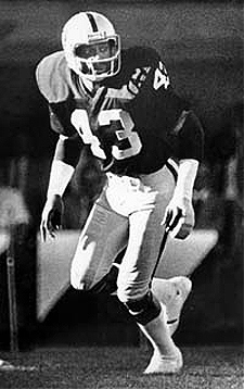 Raiders Safety George Atkinson