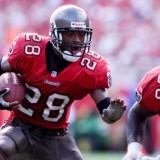 Warrick Dunn, Running Back 1997-2008