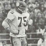 "Defensive Tackle ""Mean"" Joe Greene"