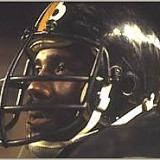 Pittsburgh Steeler Defensive Tackle Joe Greene