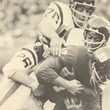 Sam Huff, Washington Redskins 1964-1969