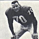 Sam Huff, New York Giants 1956-1963