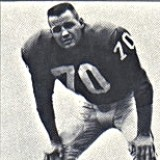 Sam Huff, New York Giants 1956-1963