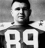 Dallas Cowboys Tight End Mike Ditka