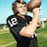 Kenny Stabler, Oakland Raiders Quarterback