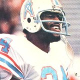 Earl Campbell of the Houston Oilers