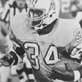 Earl Campbell, Houston Oilers Runningback 1978-1984
