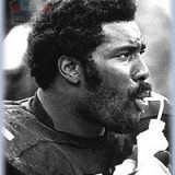 Joe Greene, Pittsburgh Steelers Lineman 1969-1981
