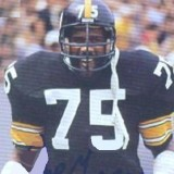 Steeler Great Joe Greene