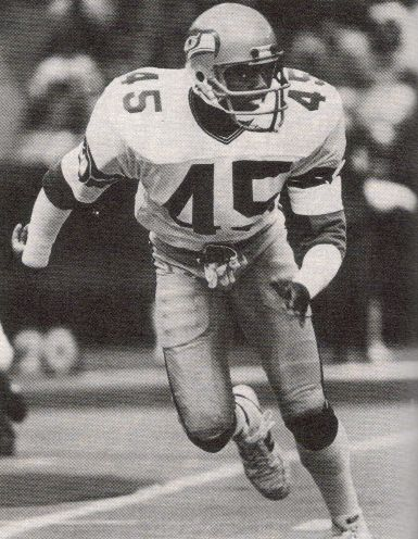 Kenny Easley, All-Pro Defender, Seattle Seahawks 1981-1987